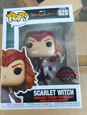 FUNKO Pop! Scarlet Witch levitating #828 - Marvel - Wanda Vision - IN STOCK