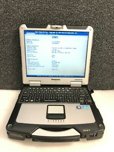 Panasonic ToughBook CF-31 i5-3320M 2.6GHz 8GB RAM NO HDD / NO WINDOWS / READ