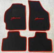 Fußmatten Auto Autoteppich passend für Fiat Punto 2 II 188 5 Türen Set CACZA0202
