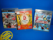 videojuegos playstation 3- especial deporte VIRTUA TENNIS 4-SPORTS CHAMPIONS