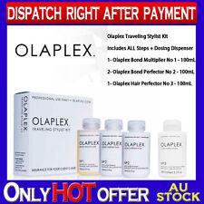 OLAPLEX No 1, 2 & 3 FULL Kit NEW & Sealed FREE Post Original NOT Rebottled