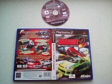 Burnout 2 - Point Of Impact (Sony PlayStation 2, 2002, DVD-Box)