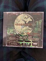 Bmr 2000 Black Market Records The Best Of Black Market 2000 OOP Brand New!! Rare