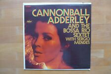 Cannonball Adderley And The Bossa Rio Sextet with Sergio Mendes LP US 1968 EX/NM