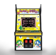 My Arcade, Micro Player 6 INCH Connectible Retro Arcade Machine, BUBBLE BOBBLE