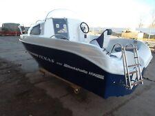 Texas 490 Cabin Kajütboot Angelboot Motorboot  Neuboot NEU 15PS möglich