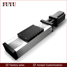Linear Guide Slide Rail Ball Screw Motion Stage Module Nema 34 CNC Robotic Arm