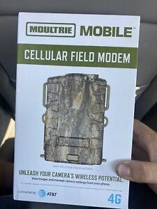 Moultrie Mv2 Cellular Field Modem At&T 4G Moultrie Camera, Pine Bark : MCA13311