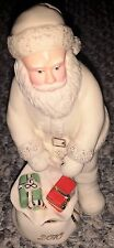 Lenox Santa Annual Holiday Fine Bone China Centerpiece Figurine (Brand New)