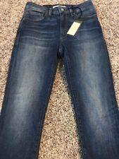 Mavi Jeans  Womens High Rise Skinny Jeans Blue Size 27 Waist NWT