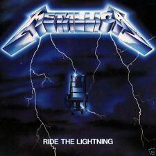 CD de musique rock Metallica