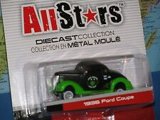 MAISTO ALL STARS 1936 FORD COUPE DIECAST METAL ***BRAND NEW & RARE***