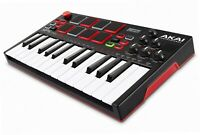 Akai Professional MPK Mini Play – Standalone Mini Keyboard USB Controller mit...