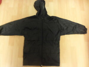 """Blue Lightweight Cagoule Chest 28"""""""