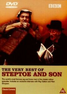THE VERY BEST OF STEPTOE AND SON  - NEW SEALED  DVD - e