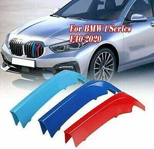 BizTech® Clip In Grill inserts Stripes For BMW Series 1 F40 2020  M Power Sport