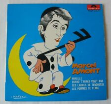 UDERZO  MARCEL AMONT  (EP 45T)  MIREILLE