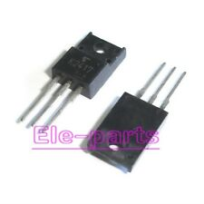 10 PCS 2SK2417 TO-220F K2417 N CHANNEL MOS TYPE