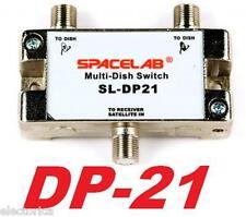 DP-21 SATELLITE MULTI-SWITCH Dish NETWORK DP34 DP21 LNB DISH PRO DISHNET DPP 500
