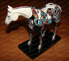 ZUNI SILVER PONY (Trail of Painted Ponies by Westland, 12303) 2007, 1E/6,177