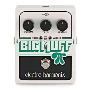 Electro Harmonix Big Muff Distortion Sustainer w/ Tone Wicker