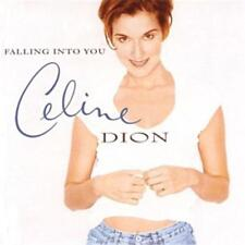 CELINE DION FALLING INTO YOU CD NEW