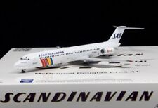 IFDC 940518 1/200 Scandinavian Airlines SAS DC-9-41 OY-KGO Holte Viking avec support