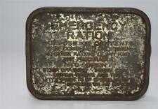 alte Blechdose, Emergency Ration  #C432
