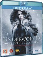 Underworld The Complete Collection 5-Movie Blu Ray