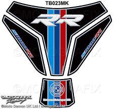 BMW S1000RR 2015 16 M Sport Edition Motorcycle Tank Pad Motografix Gel Protector