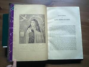1882 Santa Teresa de Jesus, El Castillo Interior o Tratado de las Moradas
