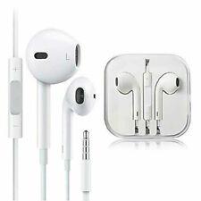 Apple Headphones Earphones Handsfree With Mic for iPhone 5s 6 6s plus ipad 3.5MM
