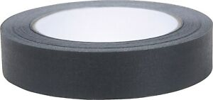 """Duck Brand Colored Masking Tape .94"""" x 60 yards Black 959220"""