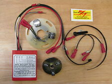 KIT85 BSA A75 ROCKET 3 TRIUMPH T150 T160 TRIDENT DIGITAL BOYER IGNITION KIT ***