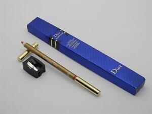 Dior Contour Lipliner Pencil 353 Pink Saphire New In Box