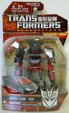 DEAD END Transformers Generations Scout Class Decepticon Figure Asia 2012