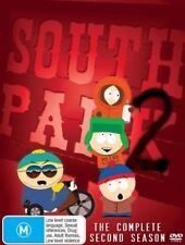 South Park : Season 2 (DVD, 2007, 3-Disc Set)