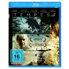 HELEN MIRREN/CHRIS COOPER/F.JONES/+ - THE TEMPEST-DER STURM  (BLU-RAY)  NEU