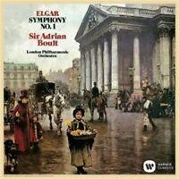 SIR ADRIAN BOULT (CONDUCTOR)-ELGAR: SYMPHONY NO.1-JAPAN CD C68