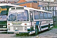 Morris Bros, Swansea KBL228L Bus Photo Ref P487