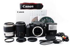 CANON EOS KISS X4 con 80-200 f4.5-5.6 Canon EF TAMRON 28-80 da II Giappone