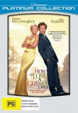 How to Lose a Guy in 10 Days (DVD, 2009) BRAND NEW SEALED Matthew McConaughey