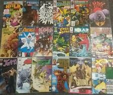 Huge comic book lot of 50. Marvel, DC, Indy comics.