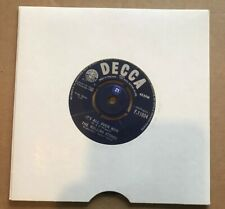 "The Rolling Stones - It's All Over Now - 7"" RECORD"