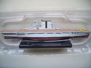 BDC30 US NAVY CV SARATOGA AIRCRAFT CARRIER 1:1250 NEW SHIP WAR ATLAS