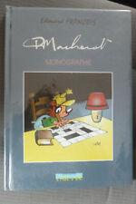 BD livre monographie raymond macherot EO 2002 TL1000ex TBE chlorophylle