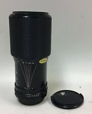 Canon Zoom Lens FD 70-210mm 1:4 For 35mm SLR Camera with a Canon FD Mount