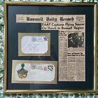 1947 Roswell UFO Crash
