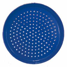 Sieb, Sandsieb blau aus Metall 17cm für den Sandkasten, 535046