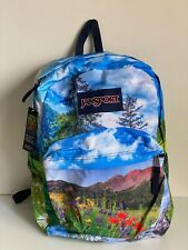 NEW! JANSPORT HIGH STAKES COLLECTION PRINTED SCHOOL TRAVEL BACKPACK BAG SALE